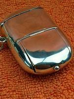 Antique Sterling Silver Hallmarked Vesta & Sovereign Case (5 of 12)