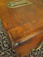 Antique Wooden Shop Till with Pull-out Drawer & Bell (13 of 14)