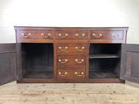 George III Oak Dresser Base (17 of 23)