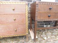 Limed Oak  Chest of Drawers (12 of 14)