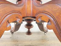 Victorian Mahogany Oval Tilt Top Table (12 of 12)