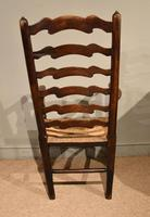 North Country Ladder Back Ash Armchair (4 of 5)