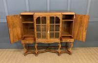 Burr Walnut Side Cabinet (11 of 18)