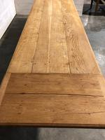 Long French Farmhouse Table with Extensions (10 of 24)