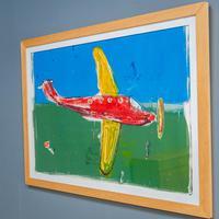 John Kiki Acrylic Painting (2 of 10)