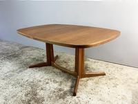 1960's Danish extending dining table by Gudme Mobelfabrik (2 of 6)