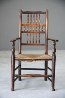 Elm Rustic Country Kitchen Chair (11 of 12)