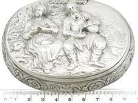 Dutch Silver Tobacco Box - Antique Circa 1690 (7 of 12)