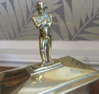 19th Century Bronze Tobacco Box (2 of 5)