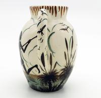 Guy Boyd : Australian Art Studio Pottery Jug Aboriginal & Kangaroo C.1950 (4 of 6)