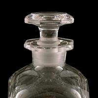 Early 19th Century Gin Decanter (5 of 8)