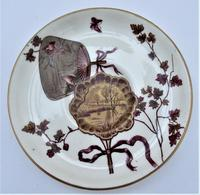 Powell, Bishop & Stonier Aesthetic period coffee cup and saucer, 1880 (8 of 8)