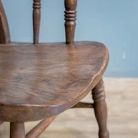 Farmhouse Style Windsor Chair (4 of 9)