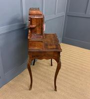 19th Century Inlaid Kingwood Bonheur Du Jour (11 of 18)