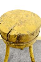 French Butchers Chopping Block (10 of 12)