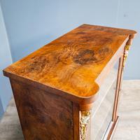 Burr Walnut Pier Cabinet (6 of 12)