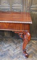 Irish Mahogany Serving Table / Console (3 of 9)