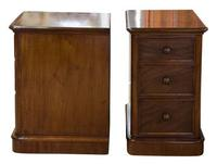 Pair of Victorian Mahogany Bedside Cabinets (4 of 7)