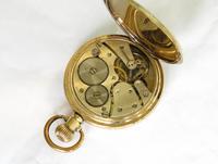 1920s Limit Full Hunter Pocket Watch (3 of 5)