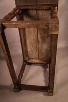 17th Century Oak Side Table (7 of 11)