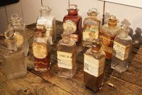 Apothecary Case. Early 19thC. Doctors Medical Chemical Chest. (8 of 8)