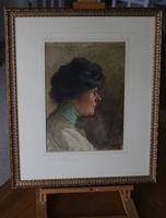 Portrait of a Lady by Elizabeth Adela Stanhope Forbes