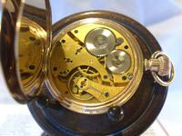 Antique Pocket Watch 1903 Special Waltham 10ct Rose Gold Filled Fwo (11 of 12)