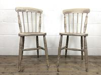 Pair of 19th Century Ash & Elm Chairs (3 of 10)