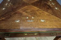 Late Victorian Envelope Card Table (8 of 9)