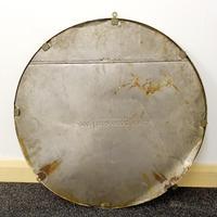 Edwardian Brasscrafter circular mirror (5 of 8)