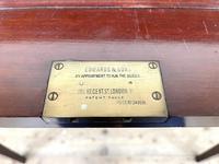 Edwardian Mahogany Metamorphic Writing Desk by Edwards & Sons (7 of 10)
