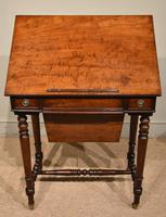 William IV Mahogany Games Table (5 of 13)