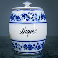 2 Flow Blue Jars (11 of 20)