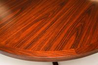 1960's Danish Rosewood Extending Dining Table by Dyrlund (5 of 10)