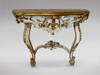 A pair of Louis xvi Giltwood Console tables for restoration (2 of 9)