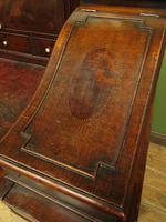 Antique 19th Century Carlton House Desk Mahogany Writing Table of Immense Character (8 of 30)
