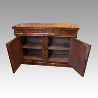 Victorian Burr Walnut Chiffonier Sideboard (3 of 9)