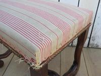 Pair of Os De Mouton Foot Stools (3 of 7)