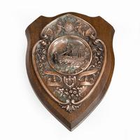 HMS Victory Centennial Copper Shield (4 of 5)