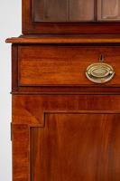 William IV Mahogany Glazed Bookcase (11 of 13)