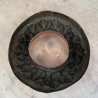 Antique Victorian Copper Jelly Pudding Ring Mould (10 of 10)