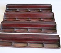 Mah Jong Set in a Decorative Wooden Box (14 of 16)