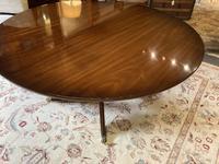 Mahogany Georgian Style Table (3 of 12)