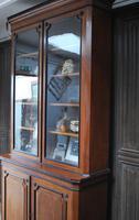 English Oak & Ebonised Bookcase c.1870 (3 of 8)