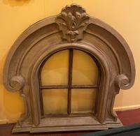 Two Dormer Windows in Cast Iron - 19th Century (2 of 11)