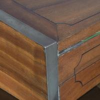 Victorian Colonial Camphorwood Writing Slope (11 of 14)