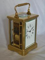 French Striking Carriage Clock c.1895 (6 of 6)