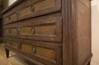 Louis XVI Period Original Painted Commode - Chest of Drawers (10 of 14)