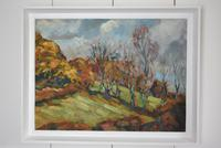 Bob Vigg Landscape Oil Painting West Cornwall (2 of 10)