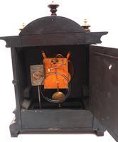 Fantastic Antique German HAC Bracket Clock – 8 Day Striking Mantel Clock c.1900 (11 of 12)